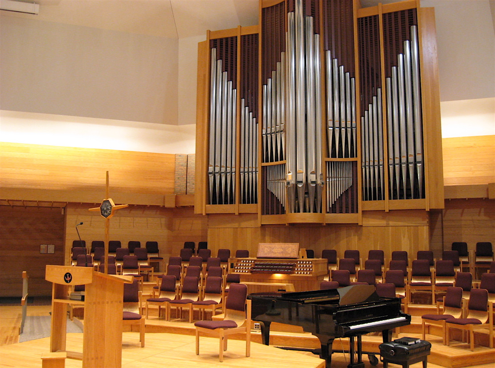Calvin Chapel 1