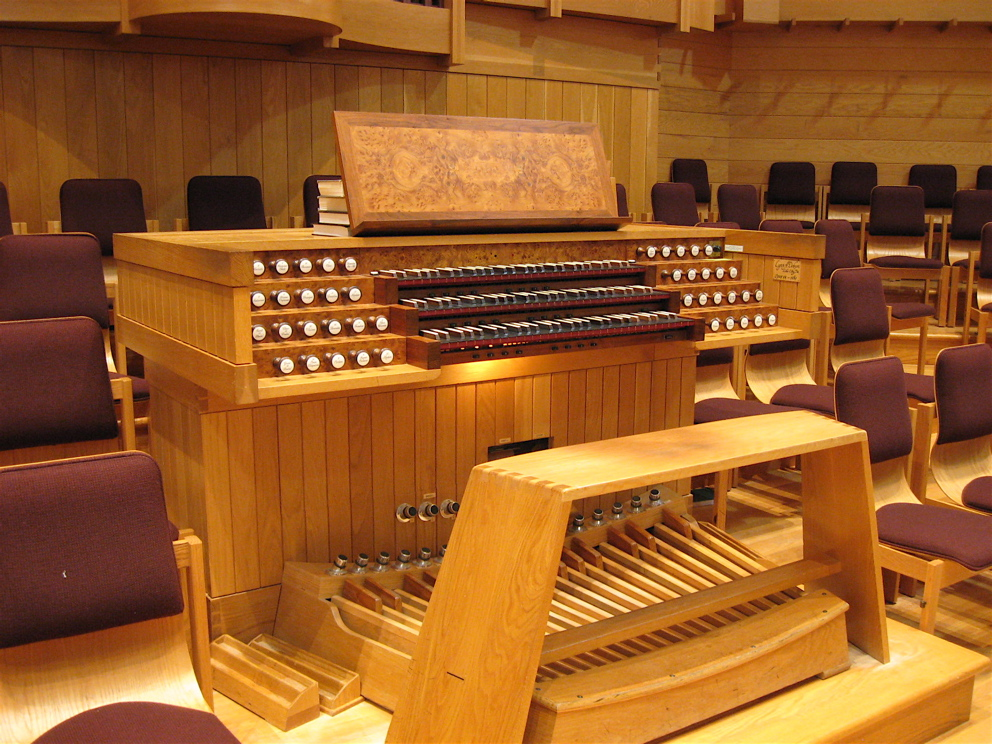 Calvin Chapel 2